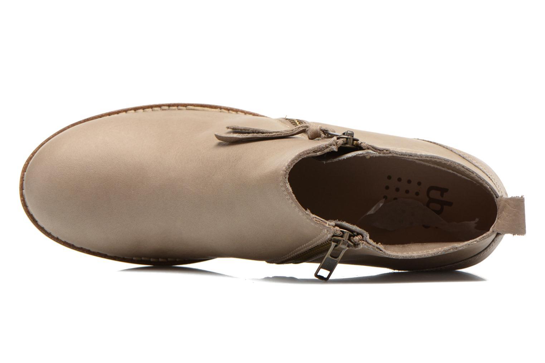 Bottines et boots TBS Girlye Beige vue gauche