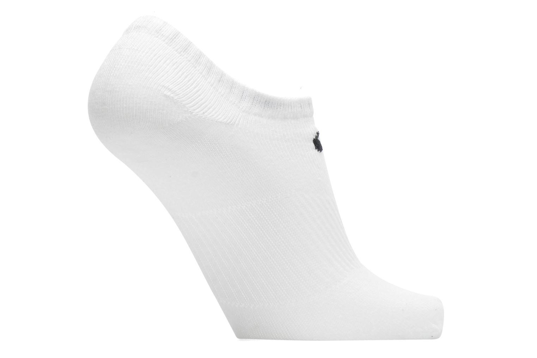 Strømper og tights Nike (3 par) Invisible Nike ankelstrømper Hvid se fra venstre