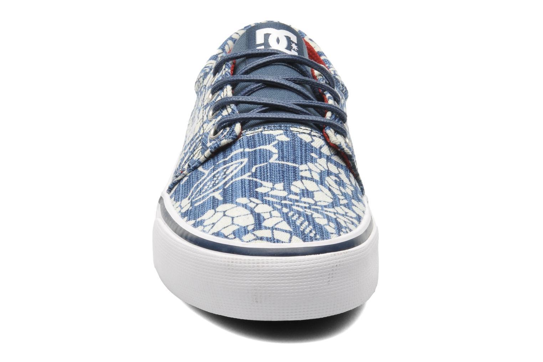 Sneakers DC Shoes Trase Tx Se W Blauw model