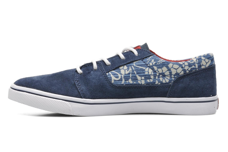 Baskets DC Shoes Tonik W Se Bleu vue face