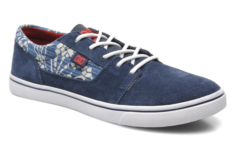Baskets DC Shoes Tonik W Se Bleu vue détail/paire