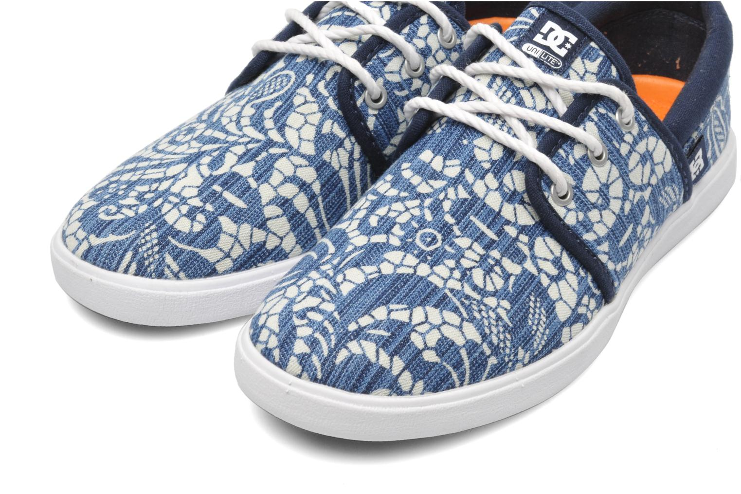 Sneakers DC Shoes Haven Tx Se W Blauw 3/4'