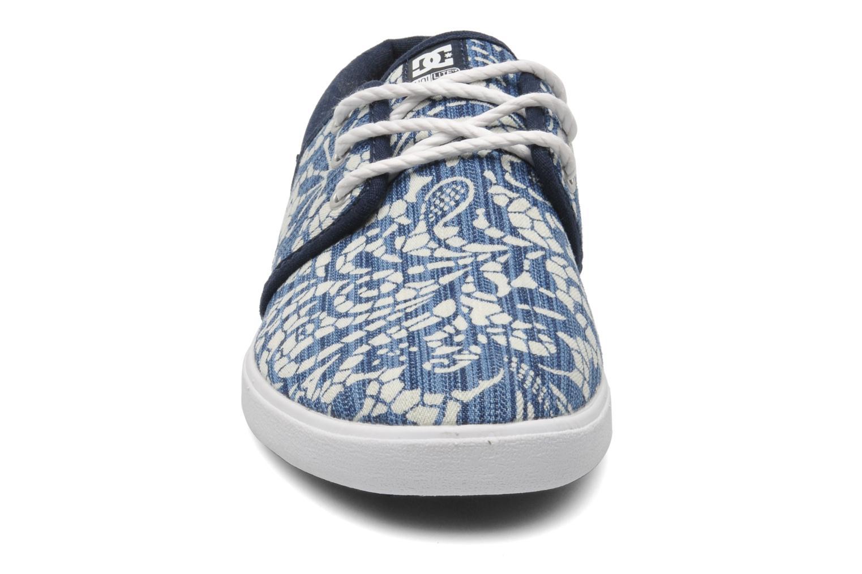 Sneaker DC Shoes Haven Tx Se W blau schuhe getragen