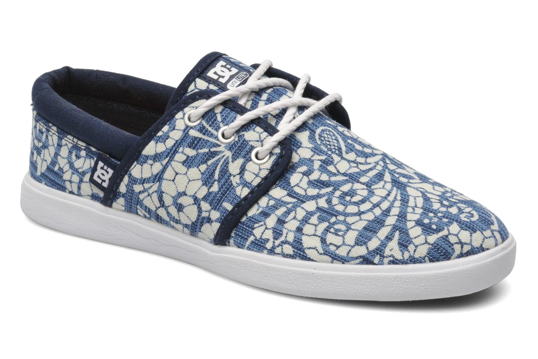 Sneaker DC Shoes Haven Tx Se W blau detaillierte ansicht/modell