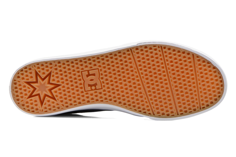 Baskets DC Shoes TRASE TX SE Bleu vue haut