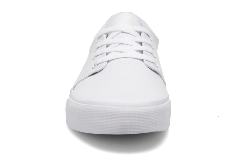 Sneaker DC Shoes Trase Tx weiß schuhe getragen