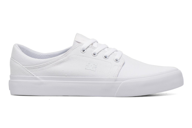 Sneaker DC Shoes Trase Tx weiß ansicht von hinten
