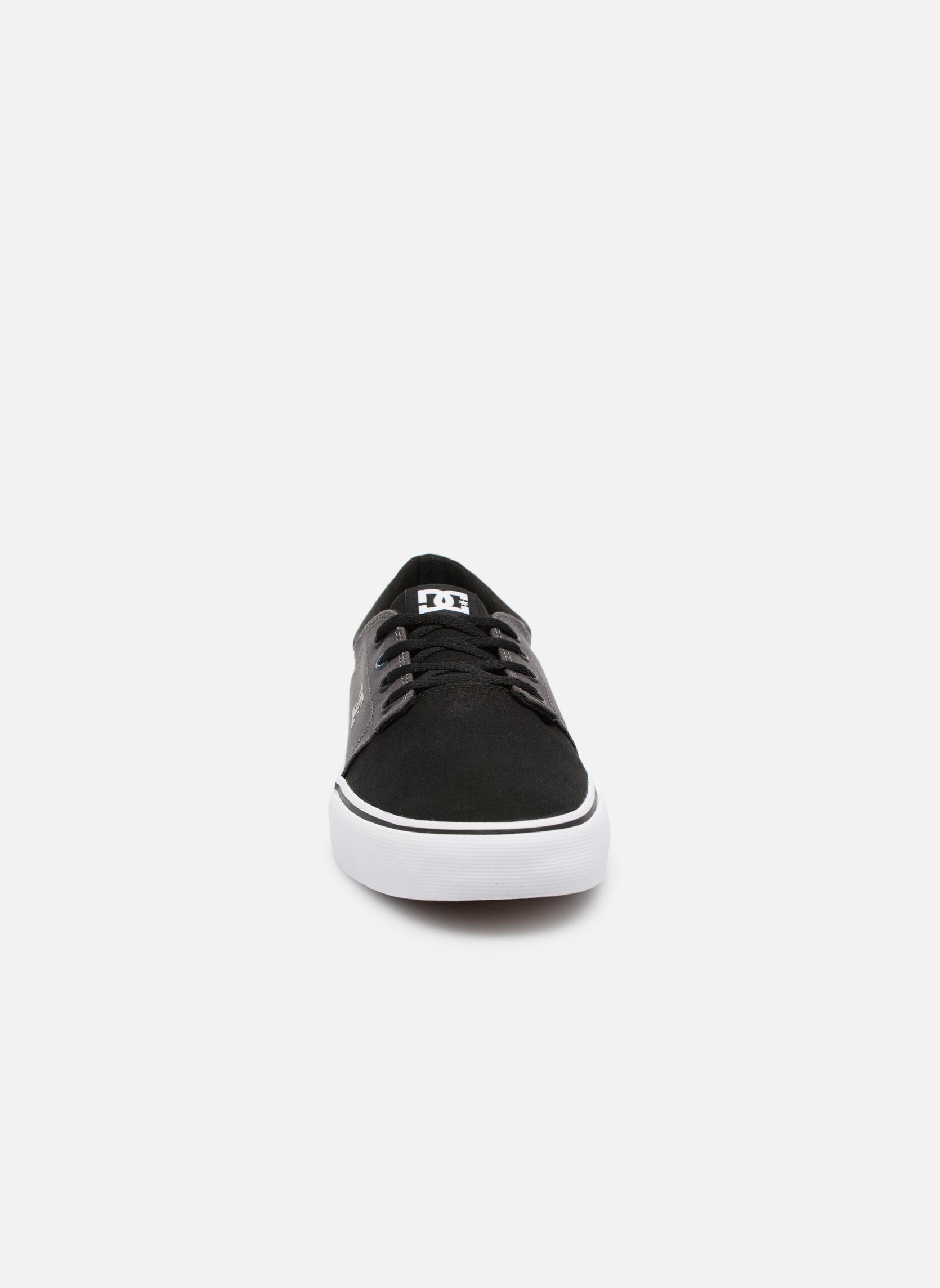Deportivas DC Shoes Trase Tx Negro vista del modelo