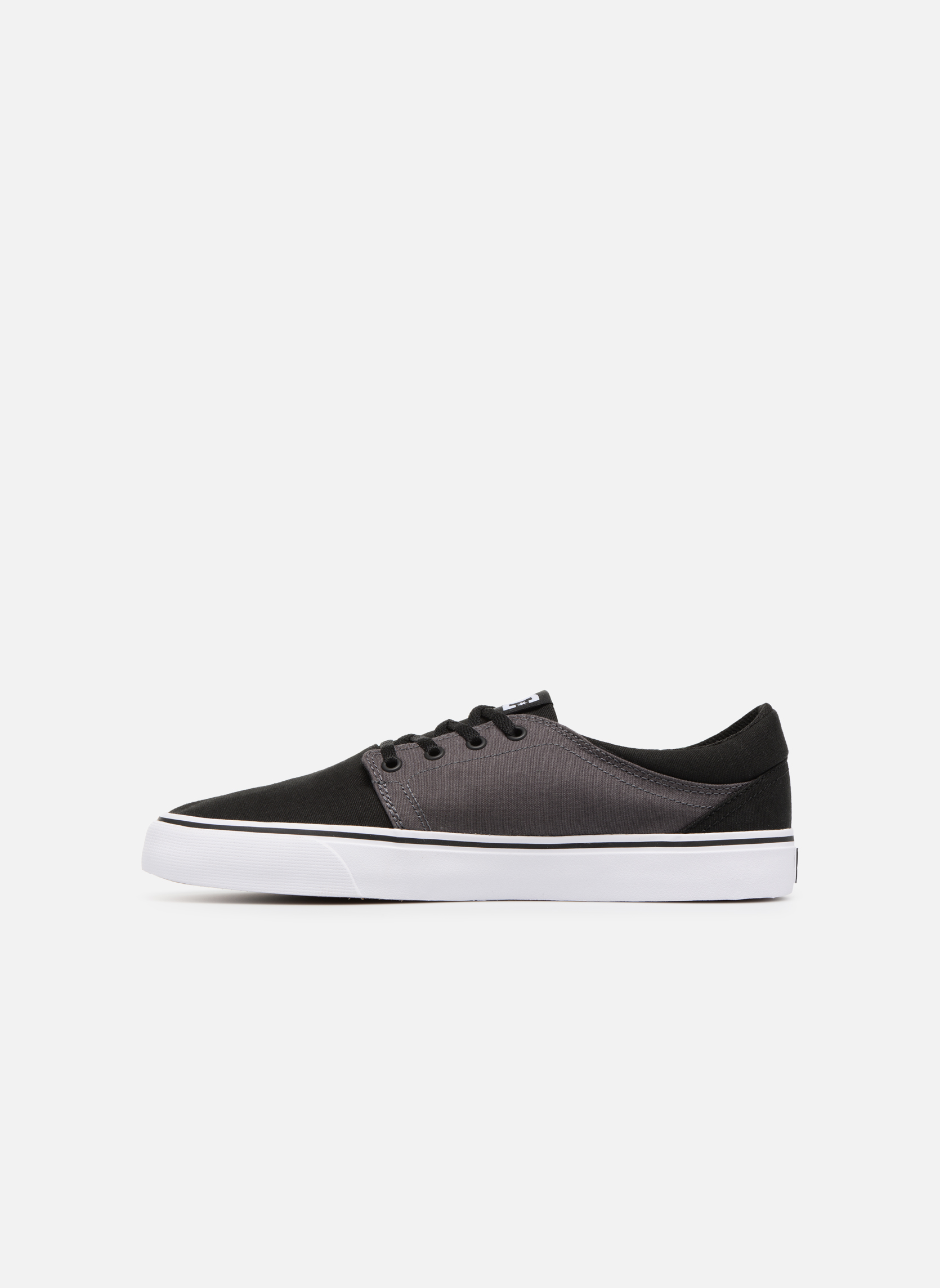 Trainers DC Shoes Trase Tx Black front view