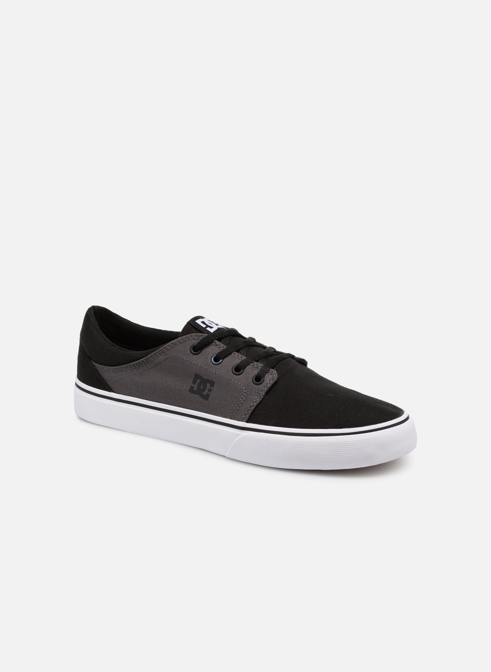 Trainers DC Shoes Trase Tx Black detailed view/ Pair view