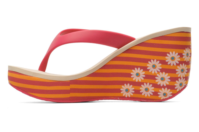 Slippers Ipanema Lipstick Thong III Roze voorkant