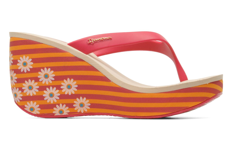 Slippers Ipanema Lipstick Thong III Roze achterkant