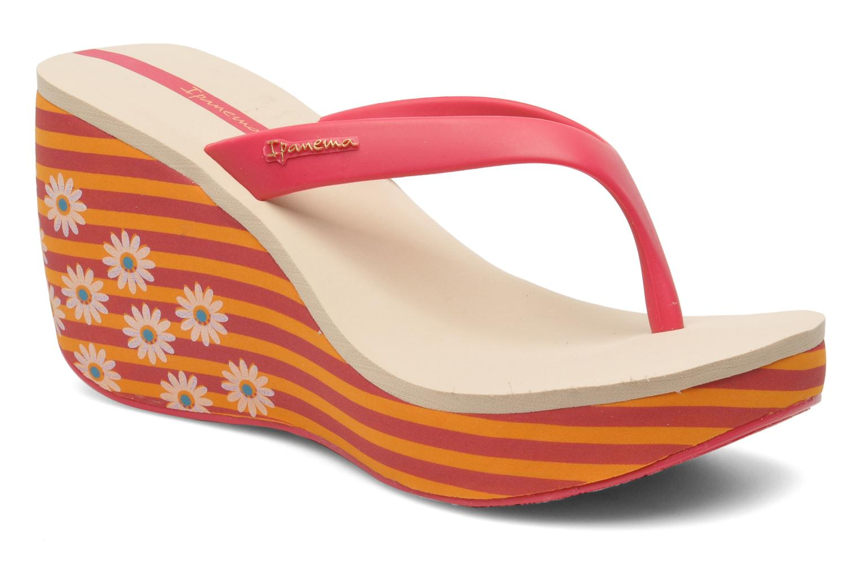 Slippers Ipanema Lipstick Thong III Roze detail