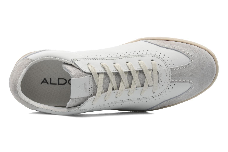 Baskets Aldo Baatz Blanc vue gauche