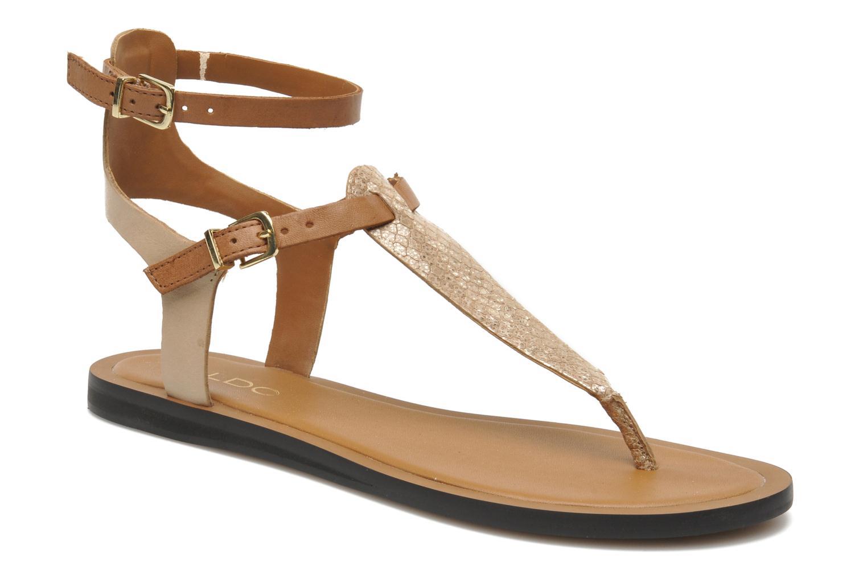 Los zapatos más populares para hombres y mujeres Aldo Montecucco (Oro y bronce) - Sandalias en Más cómodo