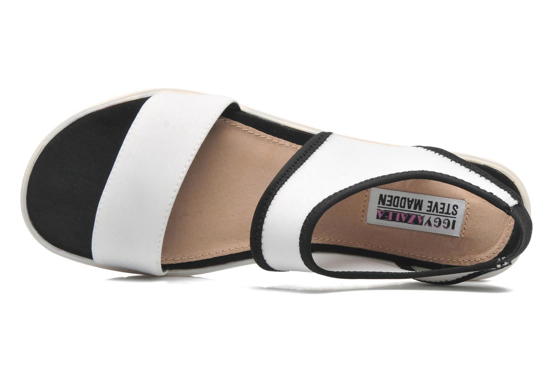 Sandales et nu-pieds Steve Madden PRESSIN Blanc vue gauche