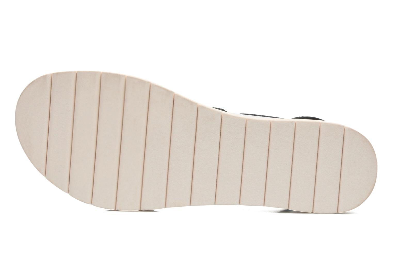 Sandales et nu-pieds Steve Madden PRESSIN Blanc vue haut