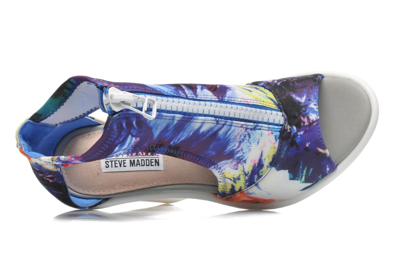 Sandalen Steve Madden TENFOUR mehrfarbig ansicht von links