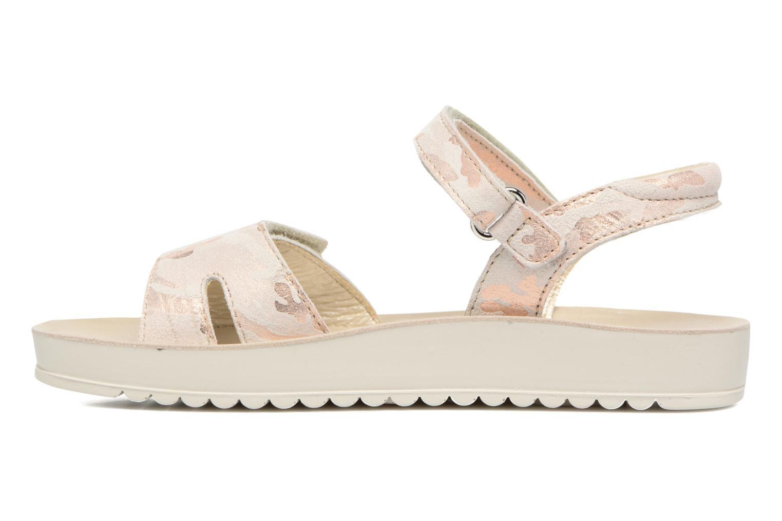 Sandals Naturino Donna 6003 Pink front view