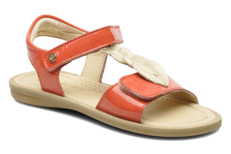 Sandales et nu-pieds Naturino Maria 3951 Rose vue détail/paire