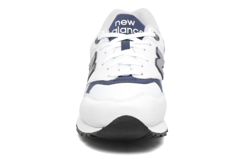Deportivas New Balance ML999 Blanco vista del modelo