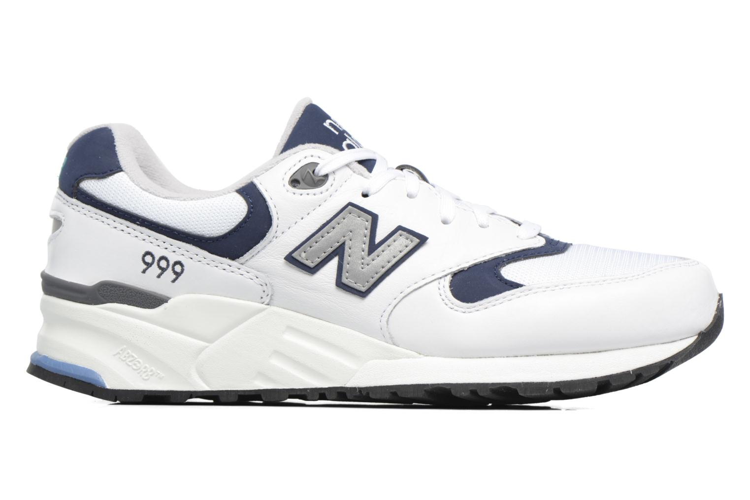 Trainers New Balance ML999 White back view