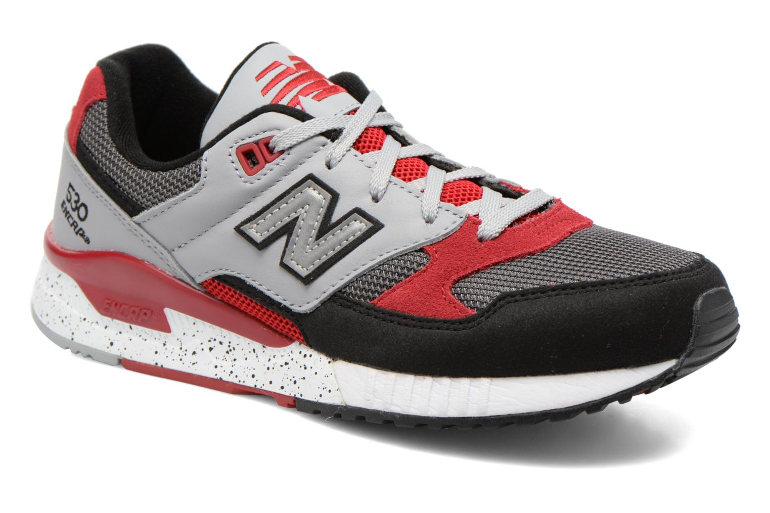 M530 PSB Grey/Red