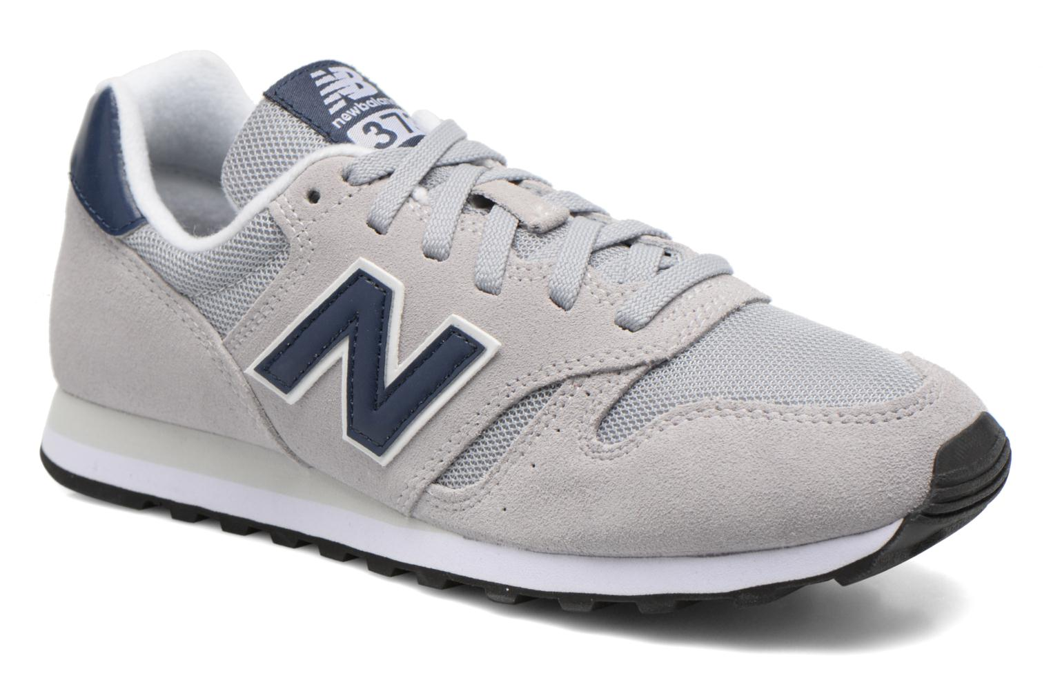 Trainers New Balance ML373 Grey detailed view/ Pair view