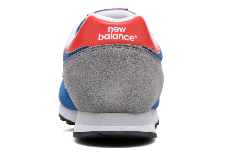 Baskets New Balance ML373 Bleu vue droite