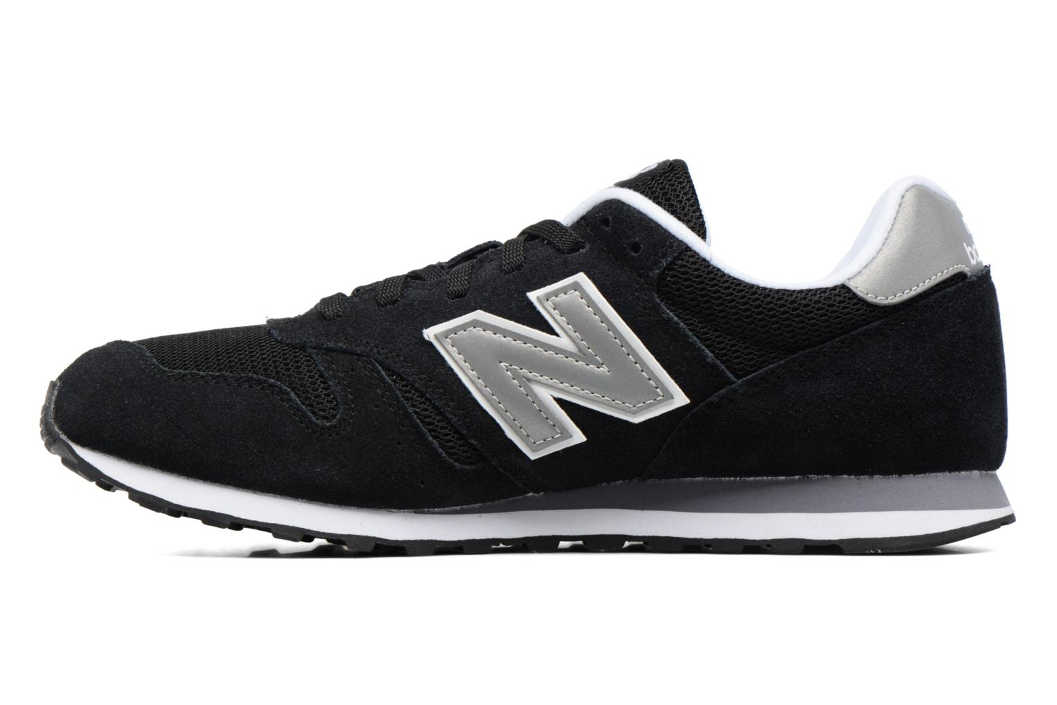 Sneakers New Balance ML373 Nero immagine frontale