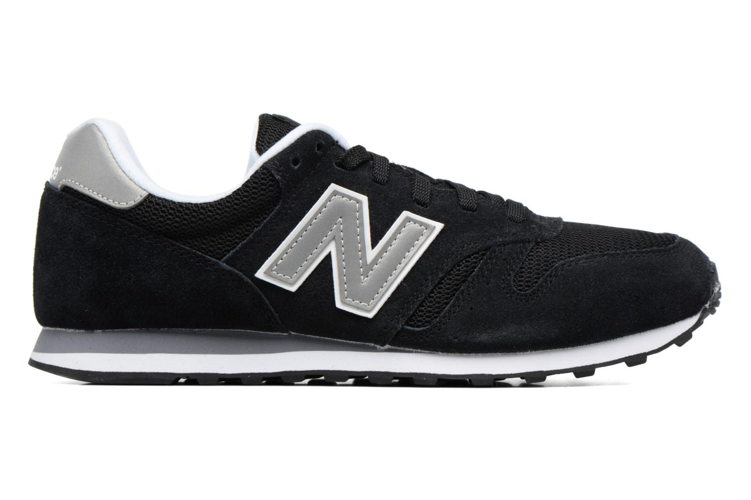 Sneakers New Balance ML373 Nero immagine posteriore