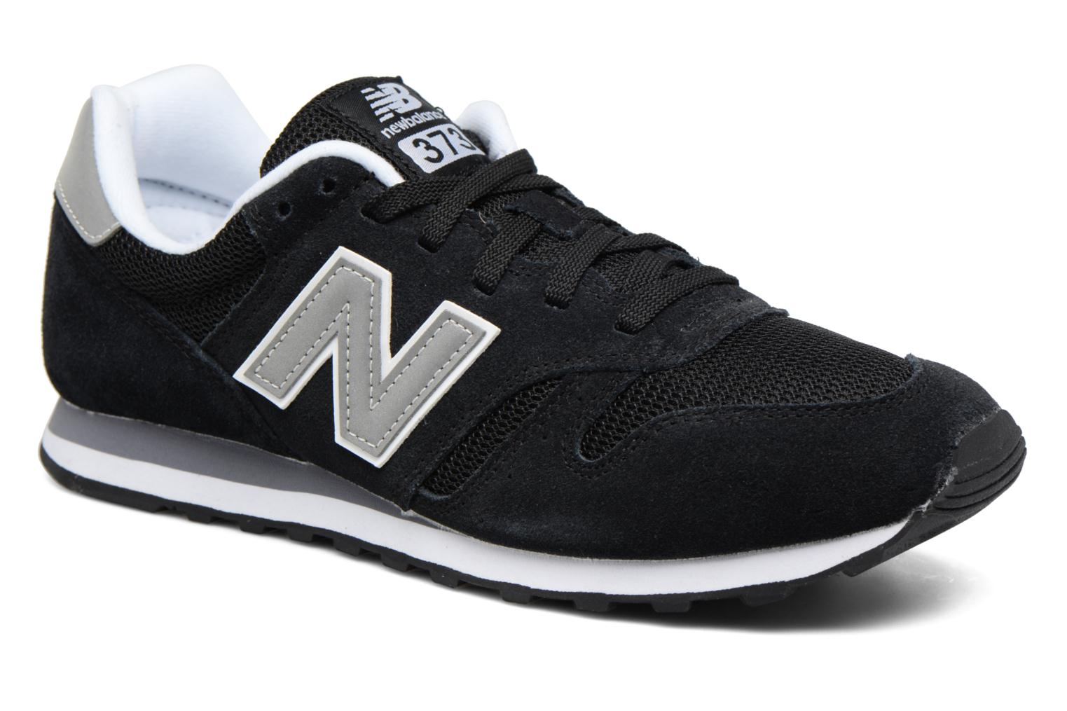 Trainers New Balance ML373 Black detailed view/ Pair view