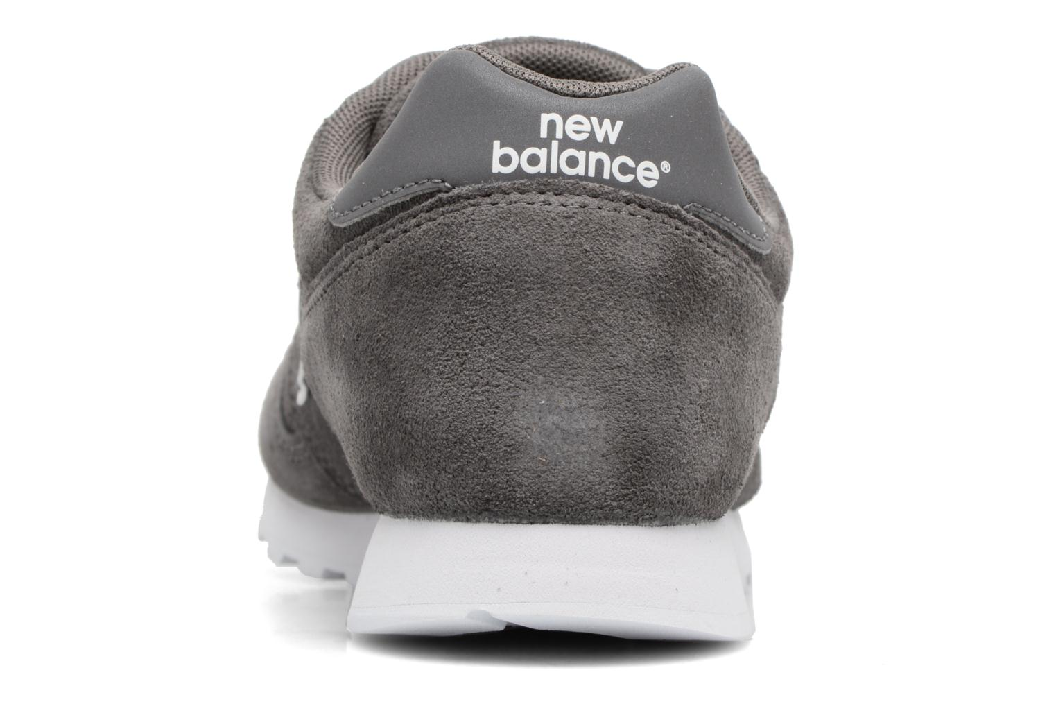 Trainers New Balance ML373 Grey view from the right