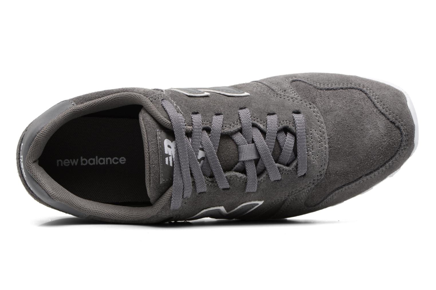 Trainers New Balance ML373 Grey view from the left