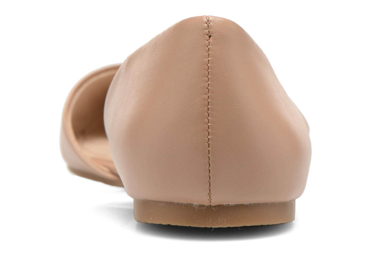 Ballerina's Steve Madden ELUSION Beige rechts
