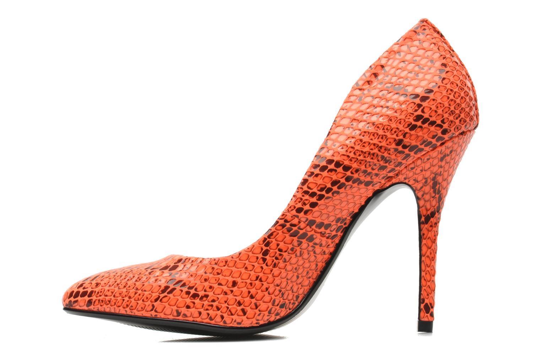 High heels Steve Madden GALLERYS Orange front view