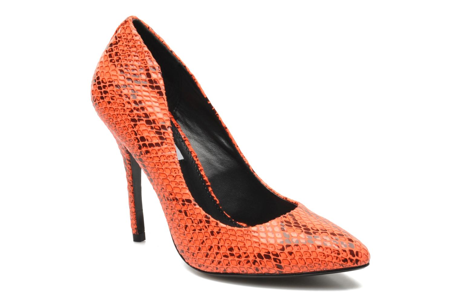 Escarpins Steve Madden GALLERYS Orange vue détail/paire