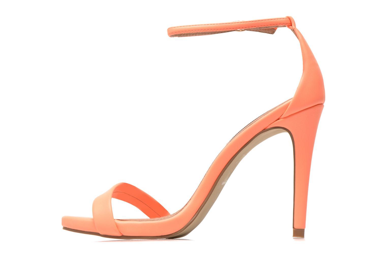 Sandals Steve Madden Stecy Sandal Orange front view