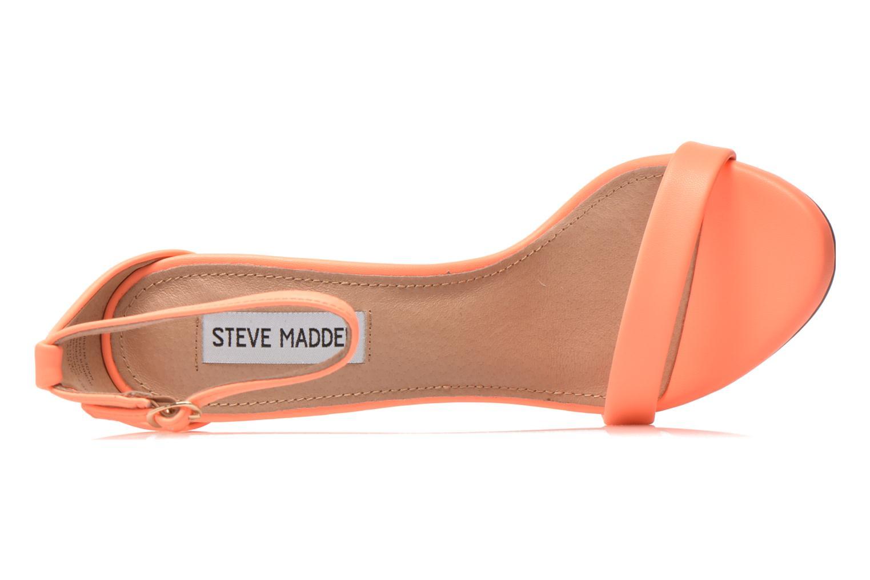 Sandales et nu-pieds Steve Madden Stecy Sandal Orange vue gauche