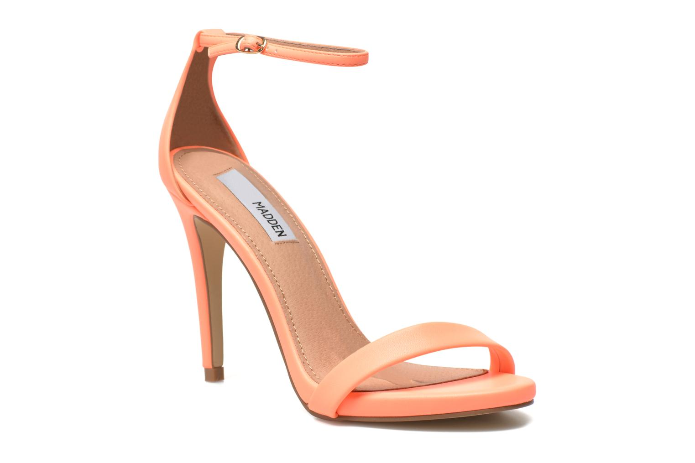 Sandales et nu-pieds Steve Madden Stecy Sandal Orange vue détail/paire