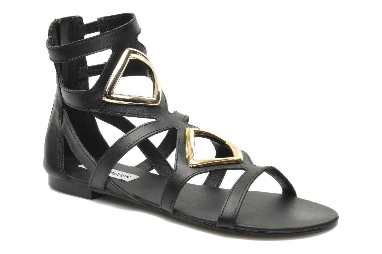 Sandales et nu-pieds Steve Madden TELLY Noir vue détail/paire