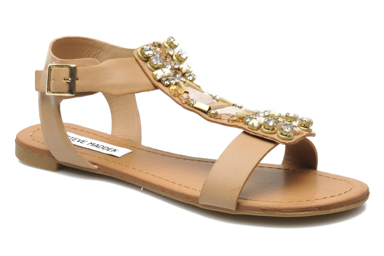 Marques Chaussure femme Steve Madden femme WIKTOR Natural Multi