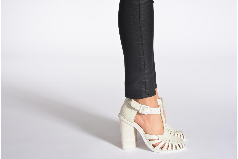 Sandalen Intentionally blank Tilted Zwart onder
