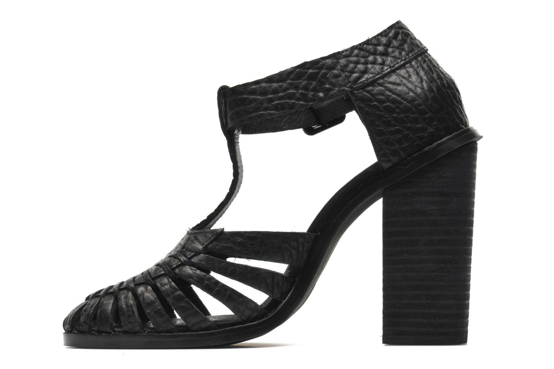 Sandalen Intentionally blank Tilted Zwart voorkant