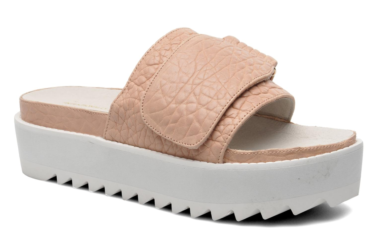 Wedges Intentionally blank Reture Roze detail