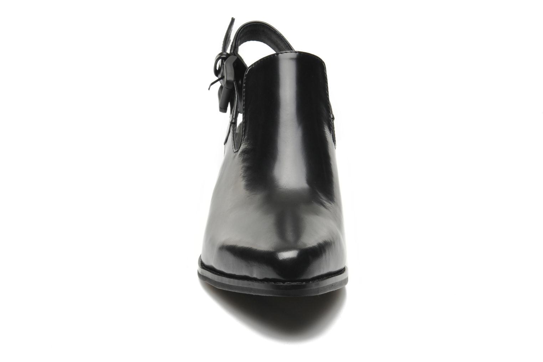 Escarpins Intentionally blank Pill Noir vue portées chaussures