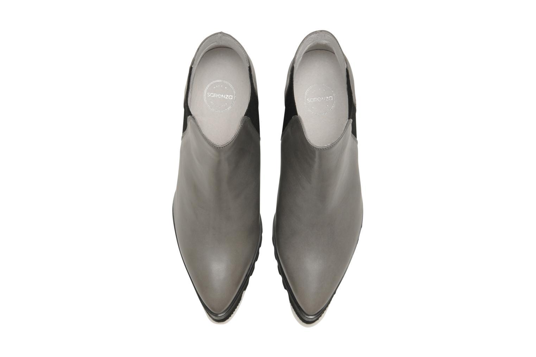 Bottines et boots Made by SARENZA Queen of pétanque #1 Gris vue portées chaussures
