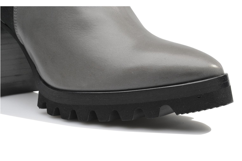 Bottines et boots Made by SARENZA Queen of pétanque #1 Gris vue haut