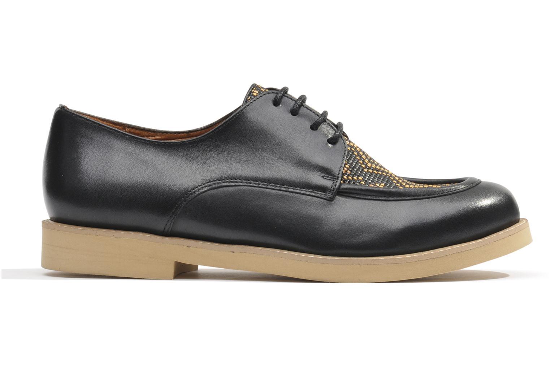 Chaussures à lacets Made by SARENZA Cape Town #5 Noir vue détail/paire