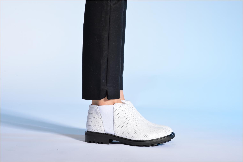 Grandes descuentos últimos zapatos Made by SARENZA Queen of pétanque #2 (Blanco) - Botines  Descuento